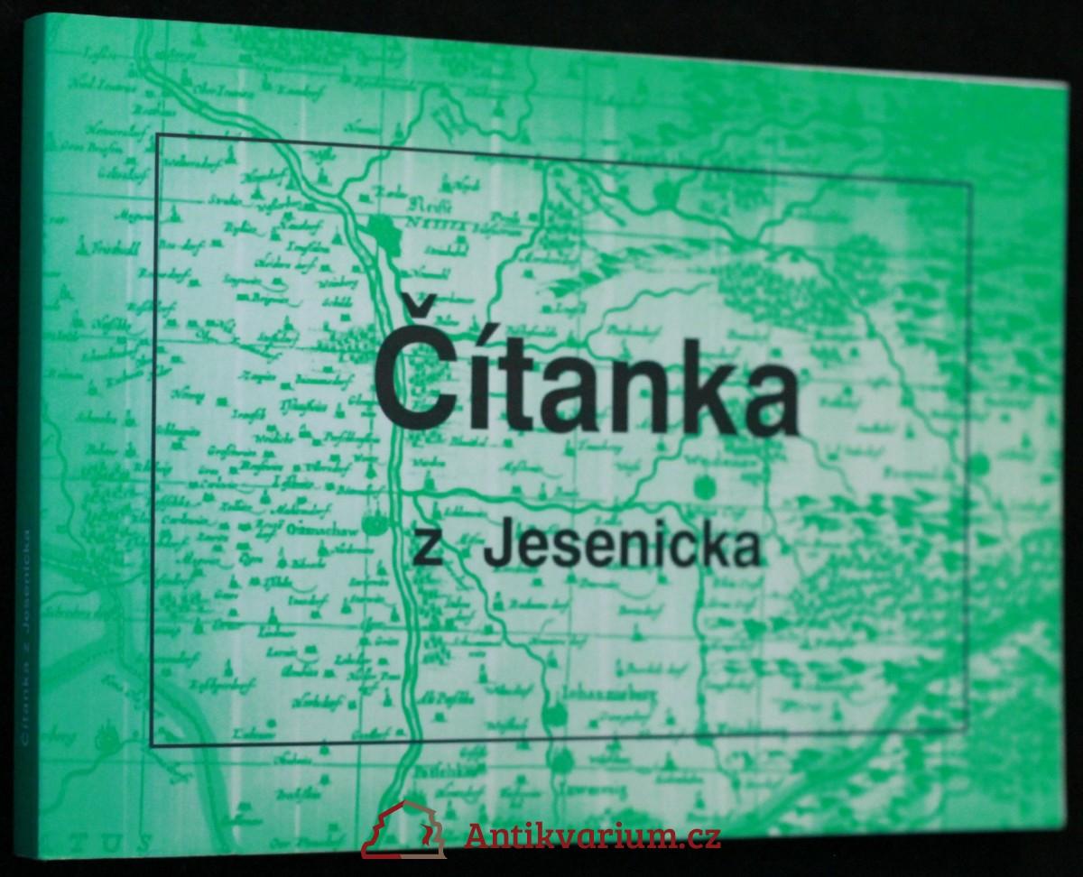 antikvární kniha Čítanka z Jesenicka, 2000