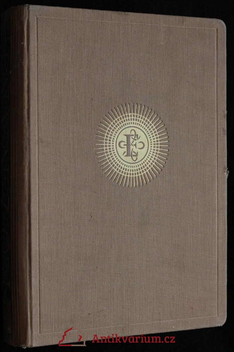 antikvární kniha Poznání : [illustrovaný sborník soustavného sebevzdělávání, 1927-1929
