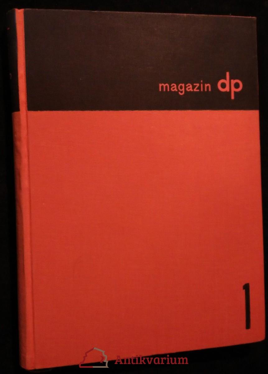 antikvární kniha magazin dp, 1933 - 1934