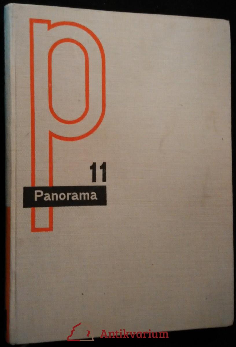 antikvární kniha Panorama kulturní zpravodaj 11 + Zpravodaj družstevní práce, 1933