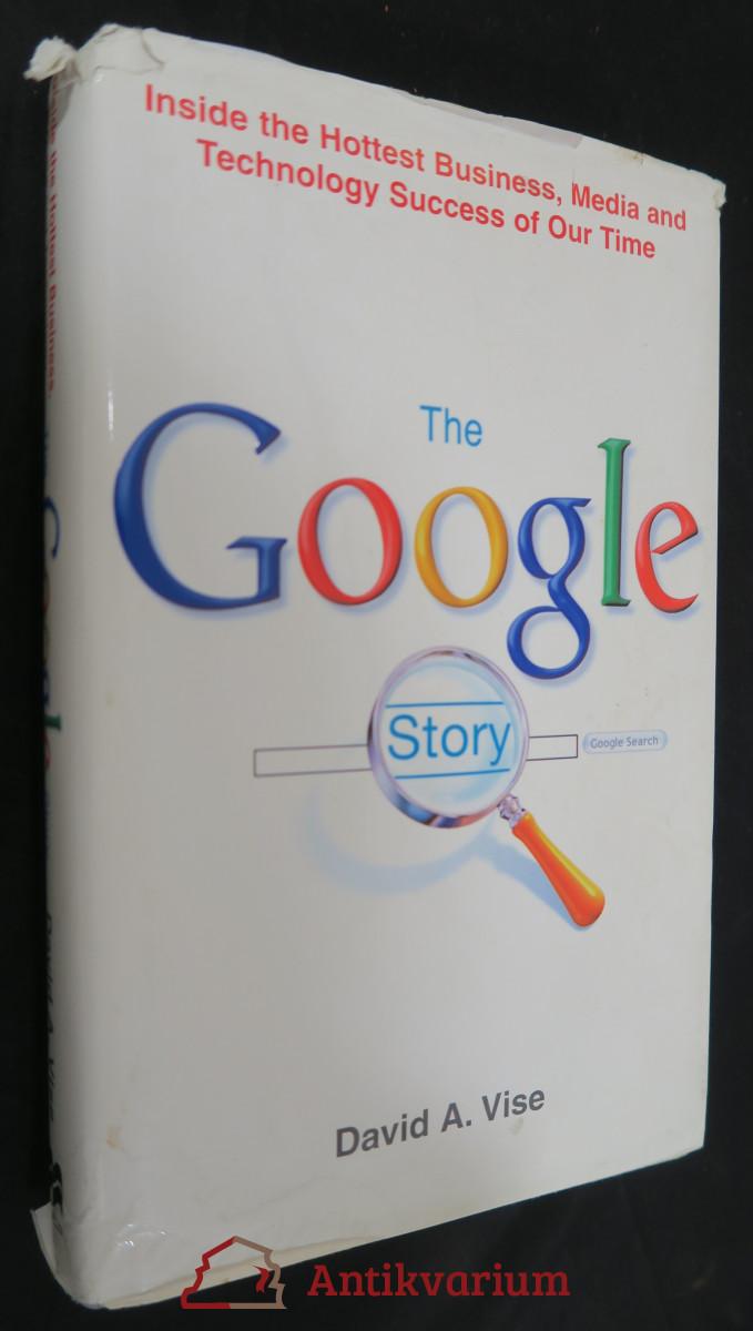 antikvární kniha The Google Story, 2005