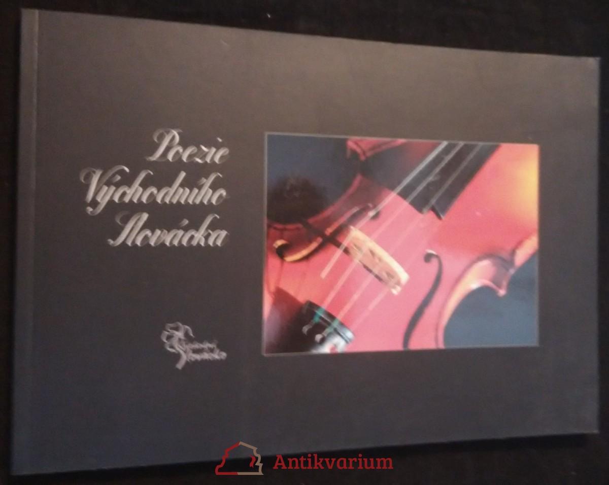 antikvární kniha Poezie Východního Slovácka, 2011