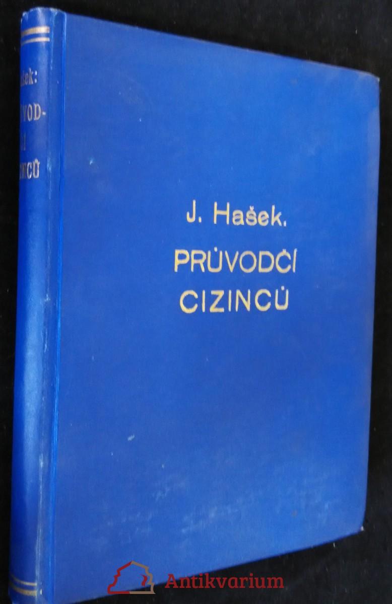 antikvární kniha Průvodčí cizinců a jiné satiry z cest i z domova, 1925
