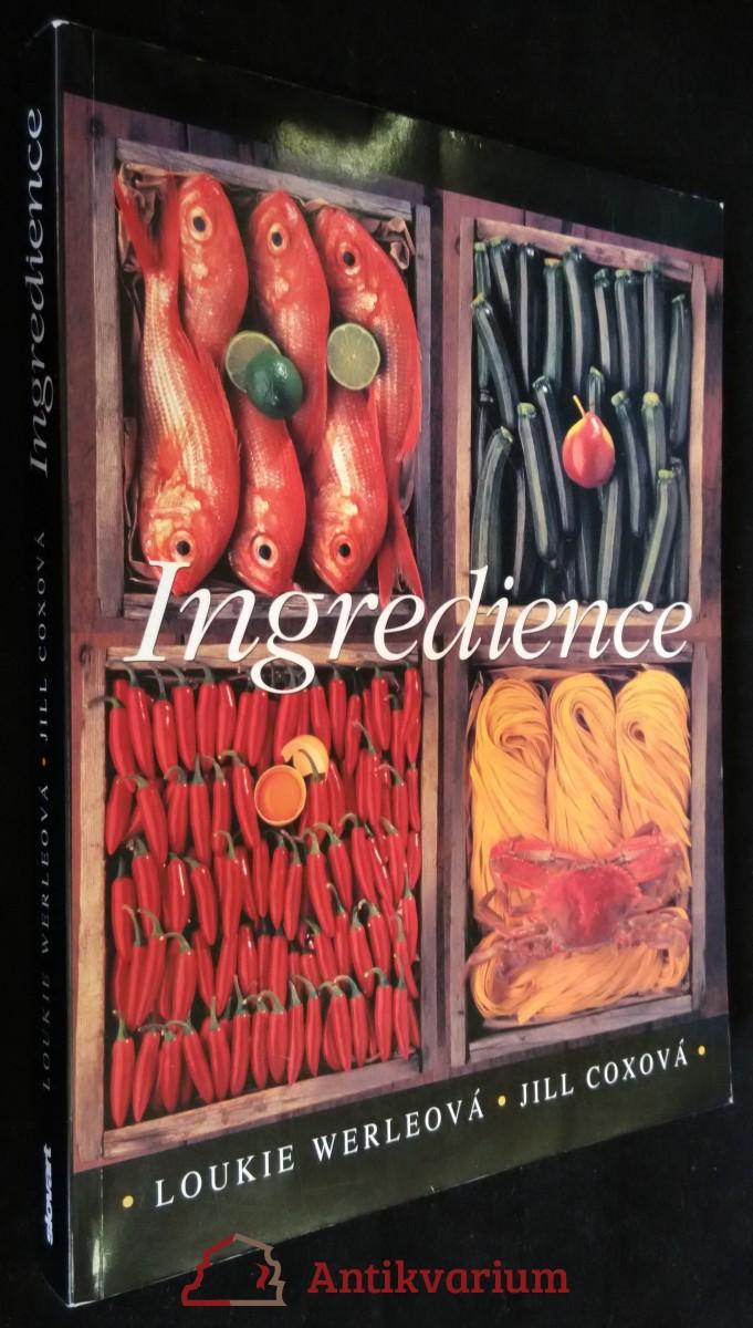 antikvární kniha Ingredience,