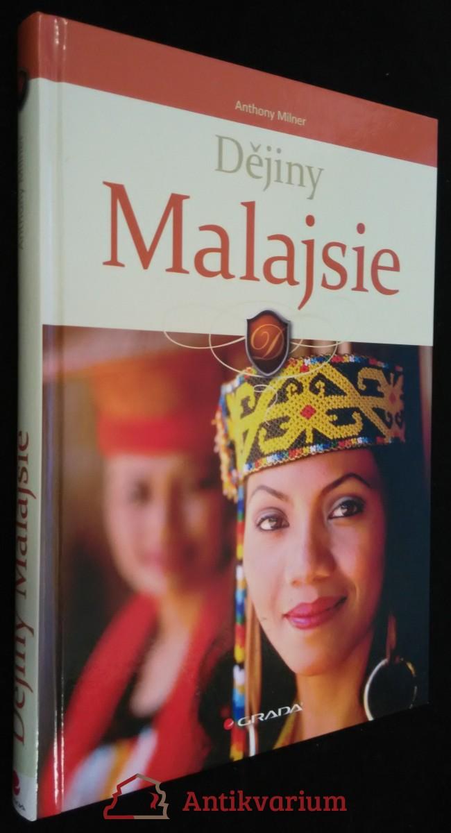 antikvární kniha Dějiny Malajsie, 2009