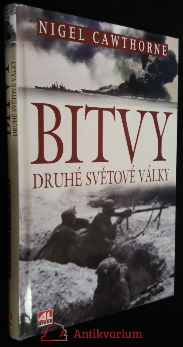 antikvární kniha Bitvy druhé světové války, 2007