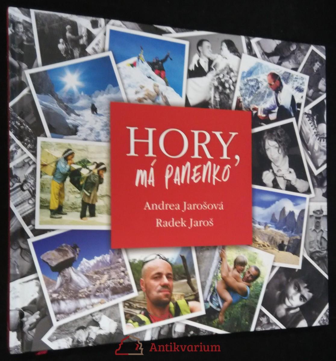 antikvární kniha Hory, má panenko, 2011