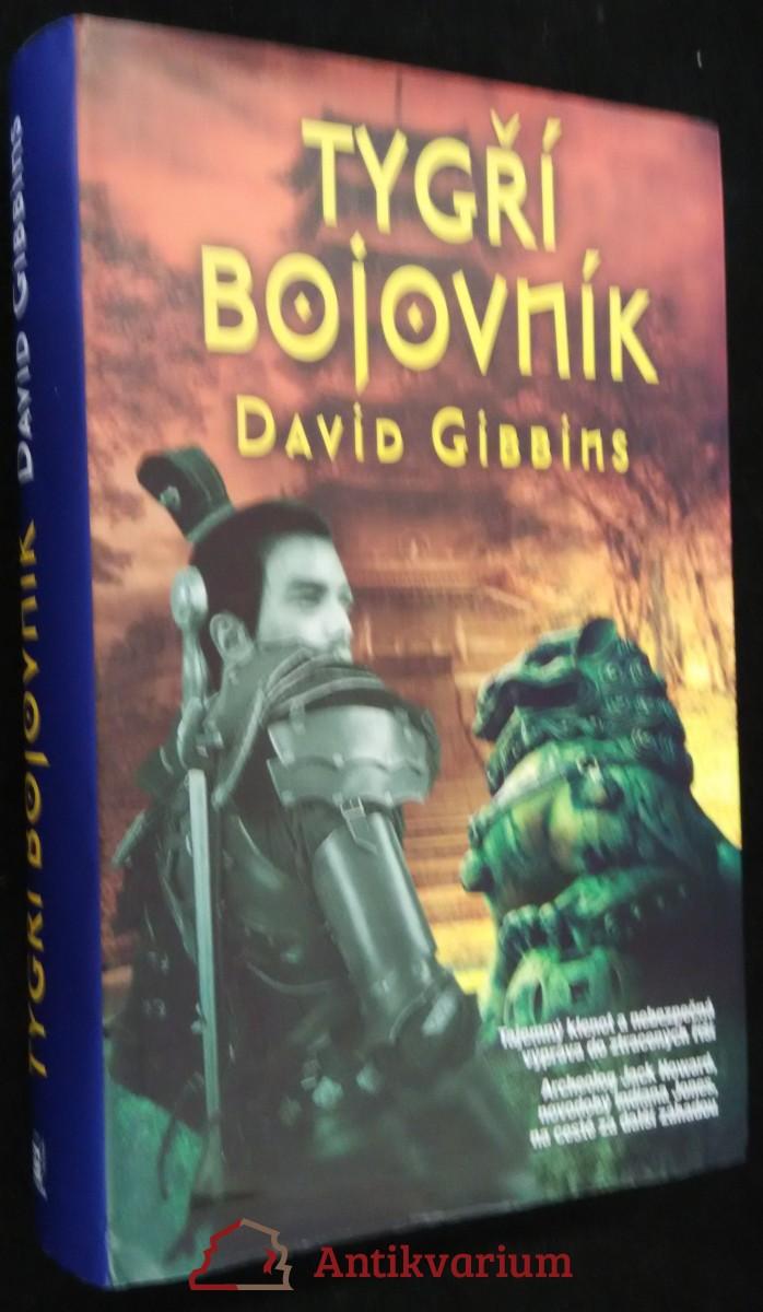 antikvární kniha Tygří bojovník, 2010