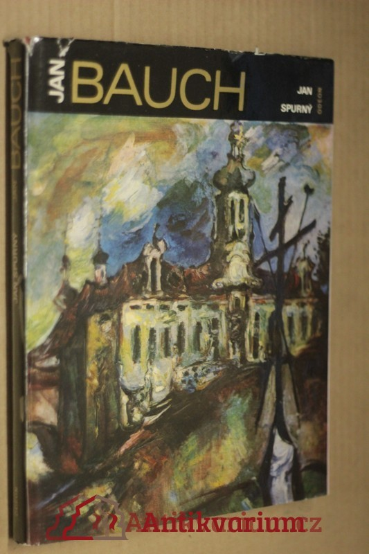 antikvární kniha Jan Bauch, 1978