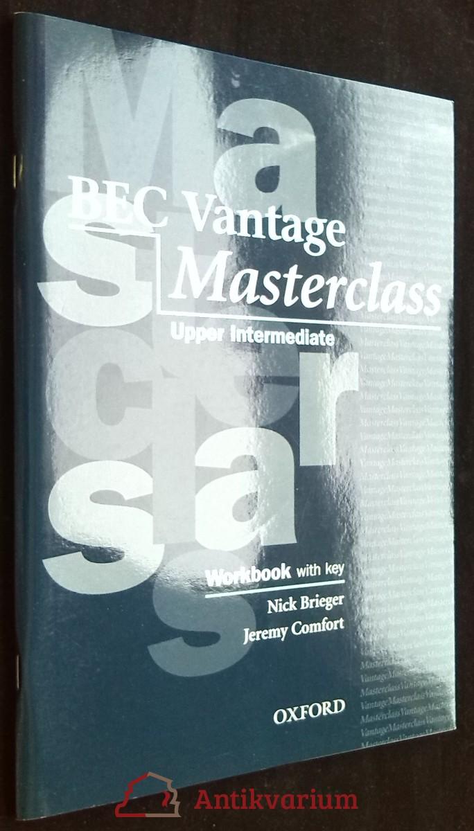 antikvární kniha Masterclass Upper Intermediate Workbook, neuveden