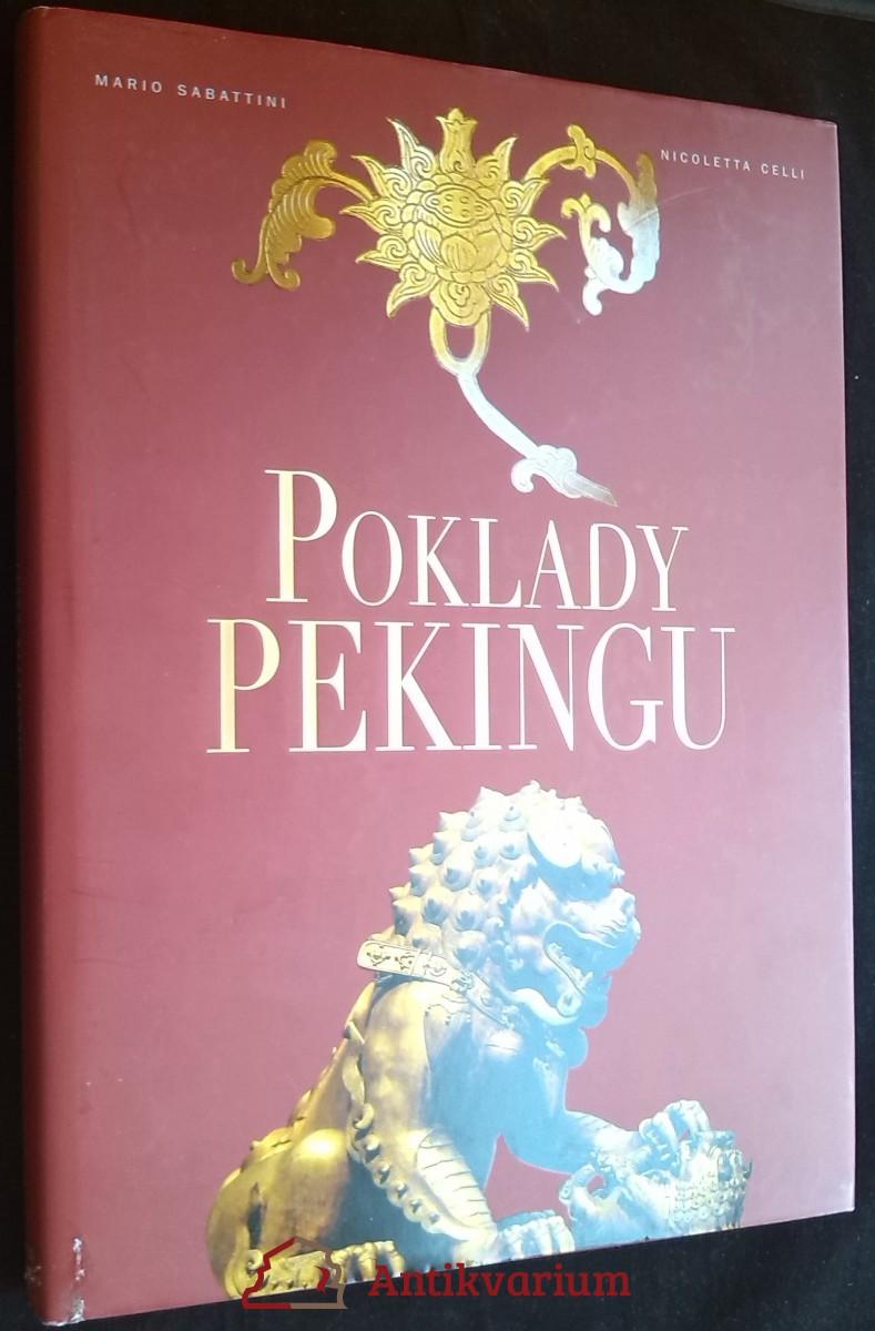 antikvární kniha Poklady Pekingu, 2008