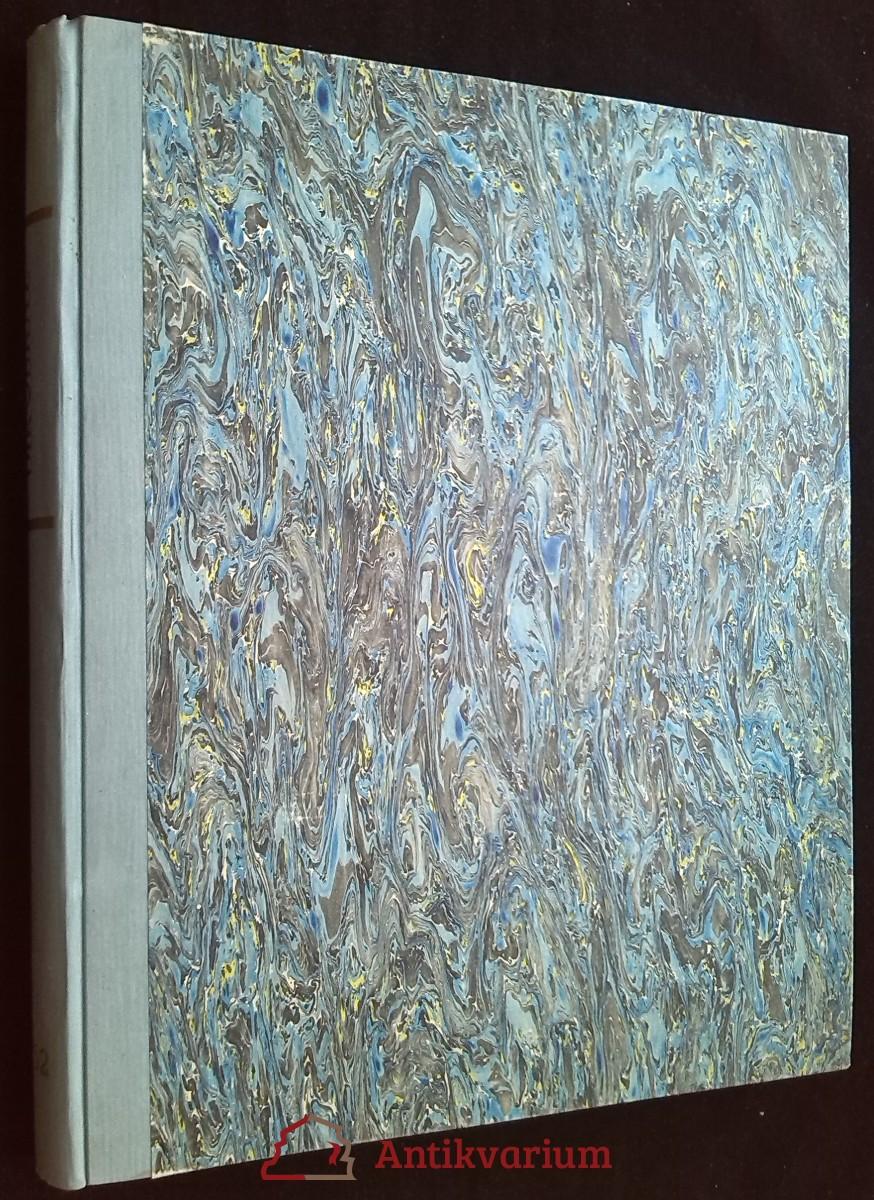 antikvární kniha Dikobraz 1962, roč. XVIII., č. 1-52,