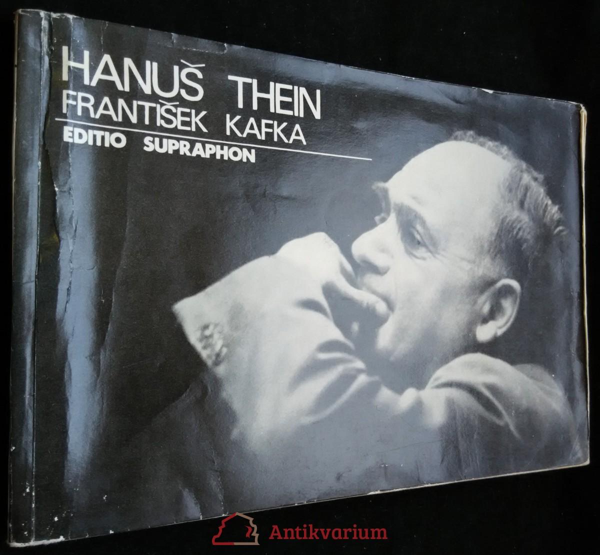 antikvární kniha Hanuš Thein, 1971