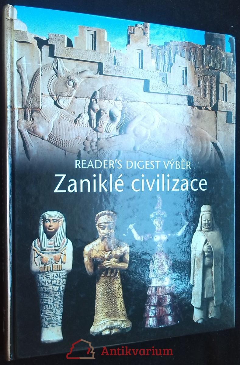 antikvární kniha Zaniklé civilizace, 2003