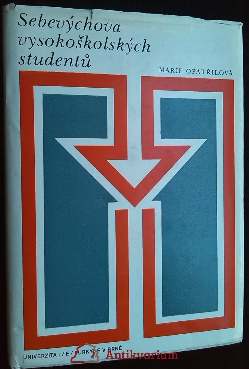 antikvární kniha Sebevýchova vysokoškolských studentů, 1984