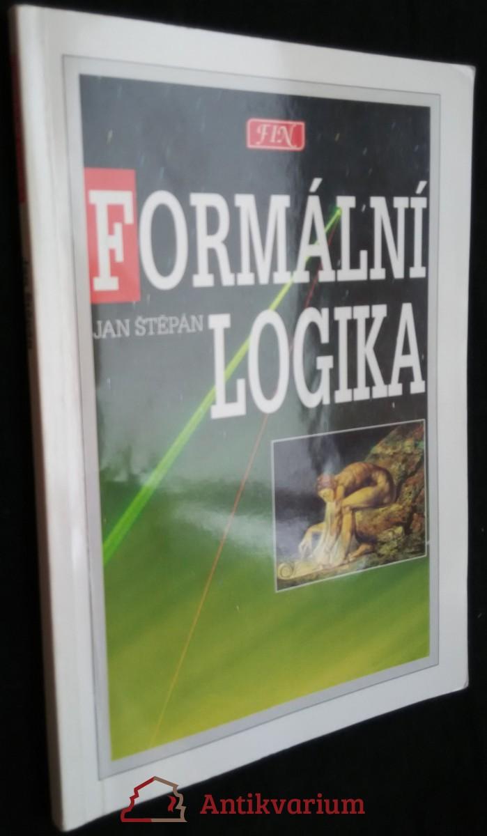 antikvární kniha Formální logika, 1995