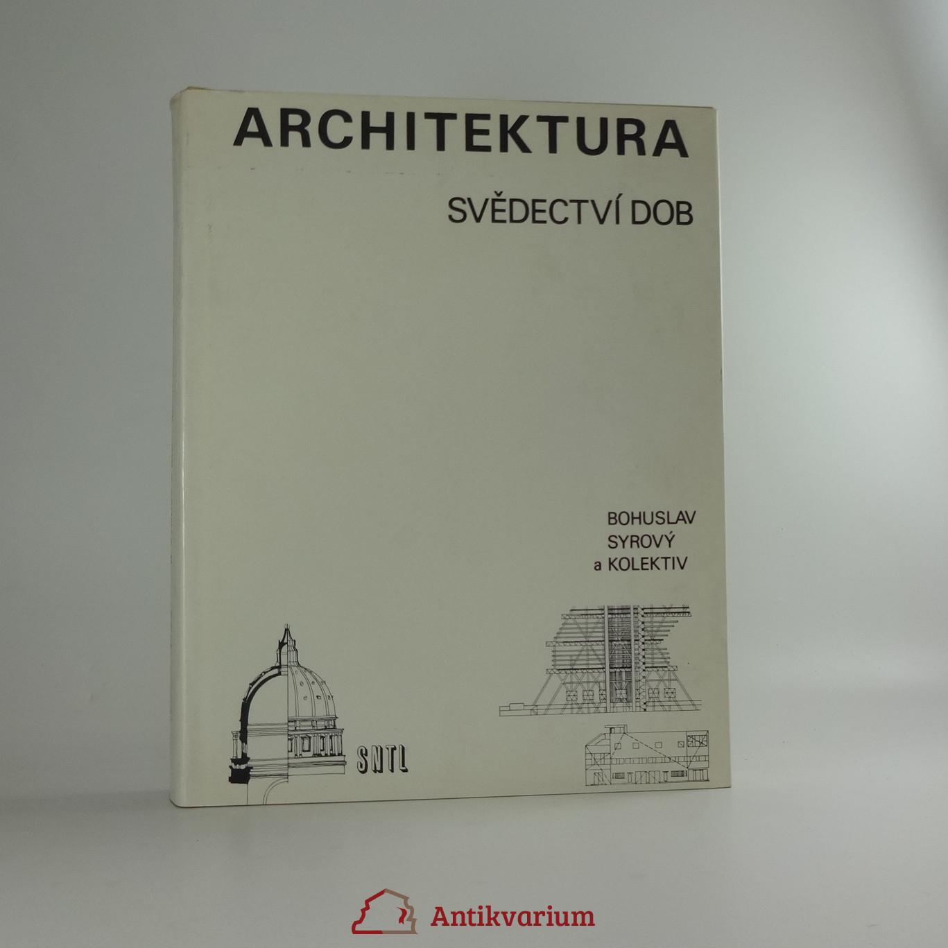 Architektura Svedectvi Dob