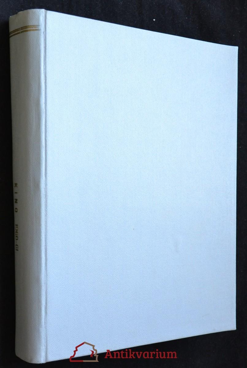 antikvární kniha Kino, roč. XV, 1960 č. 1-26;  roč. XVI, 1962 č. 1-26,
