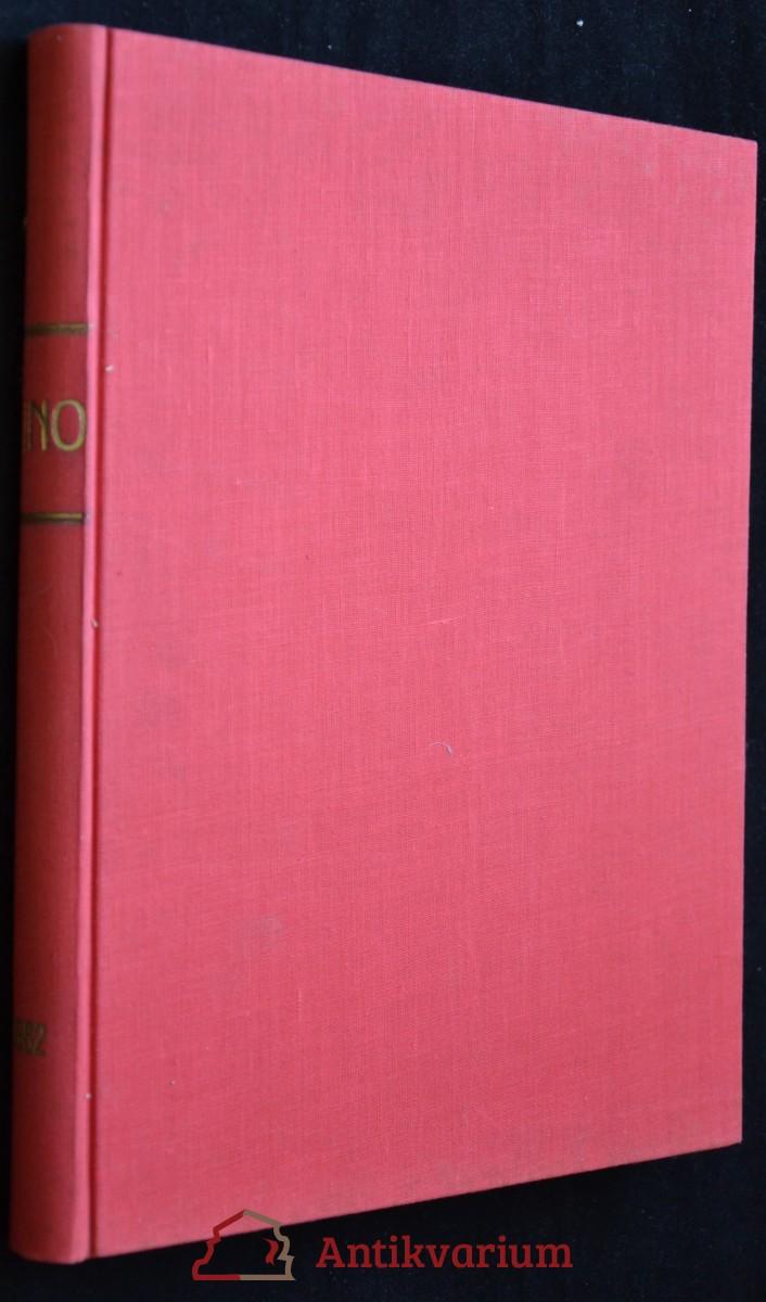 antikvární kniha Kino, roč. XVII, 1962 č. 1-26,