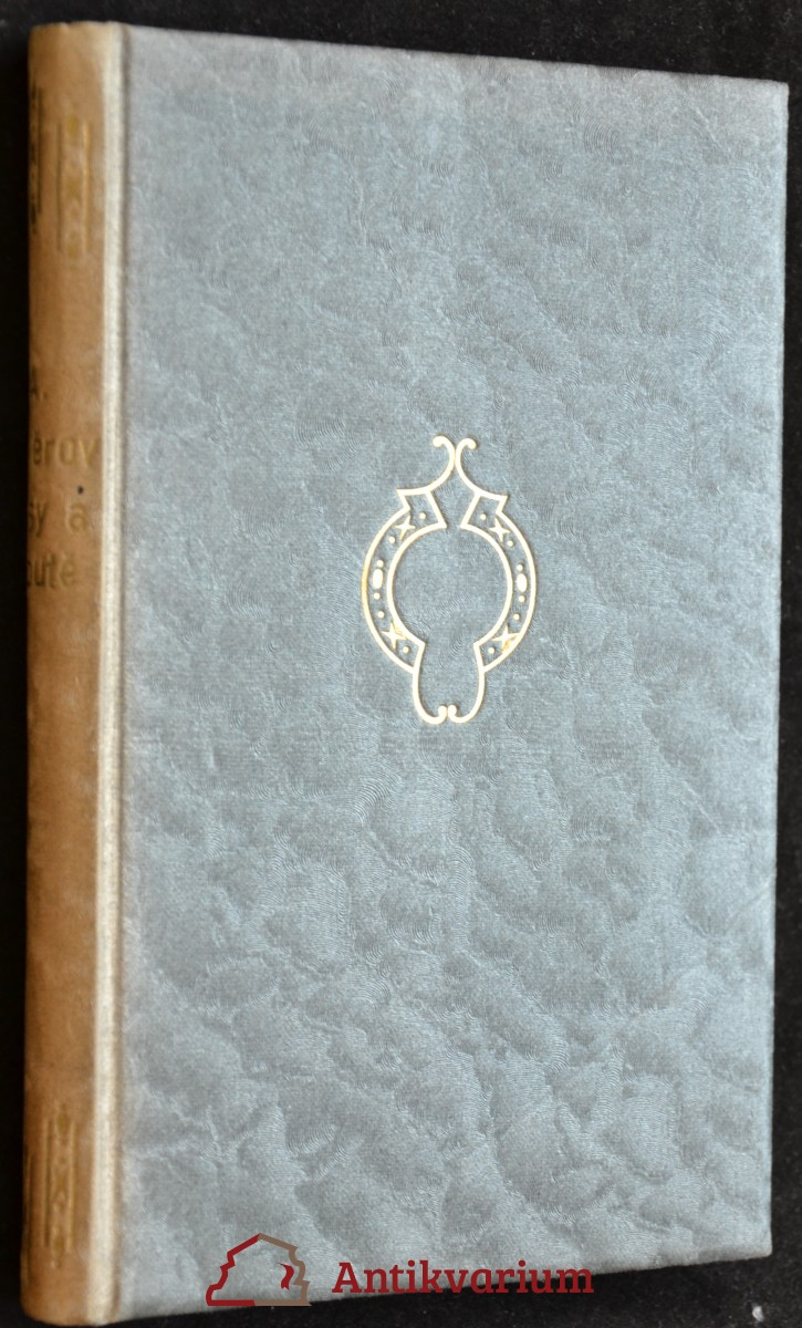 antikvární kniha Husy a labutě, neuveden