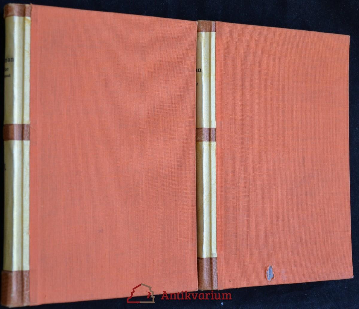 antikvární kniha Nelze uniknout, 2 svazky, 1944