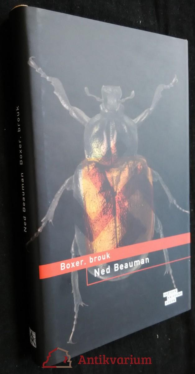 antikvární kniha Boxer, brouk, 2011
