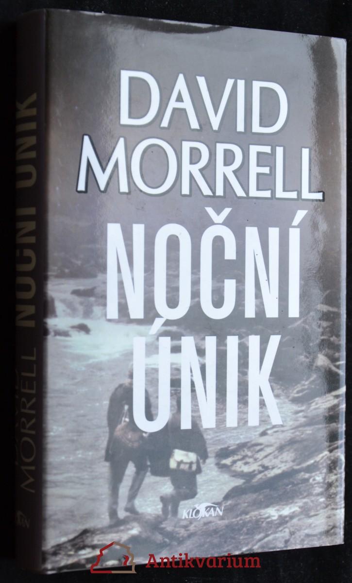 antikvární kniha Noční únik, 2004