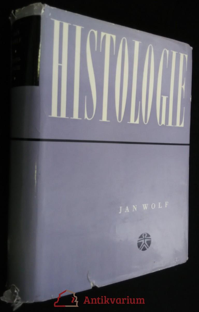 antikvární kniha Histologie : příručka pro studenty lék. fakult, 1966