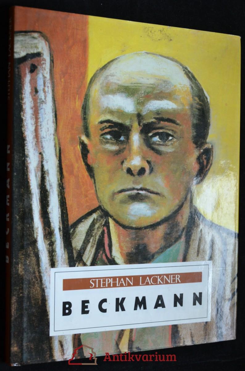 antikvární kniha Beckmann, 1992