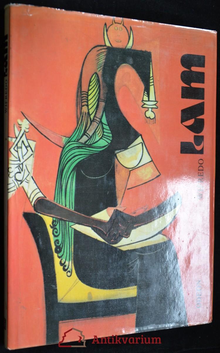 antikvární kniha Wilfredo Lam,