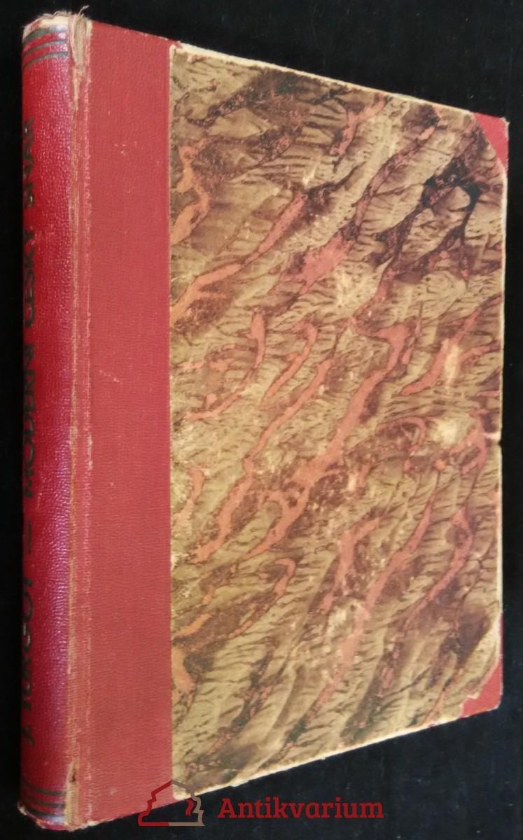 antikvární kniha Moderní český snář A - N, 1937