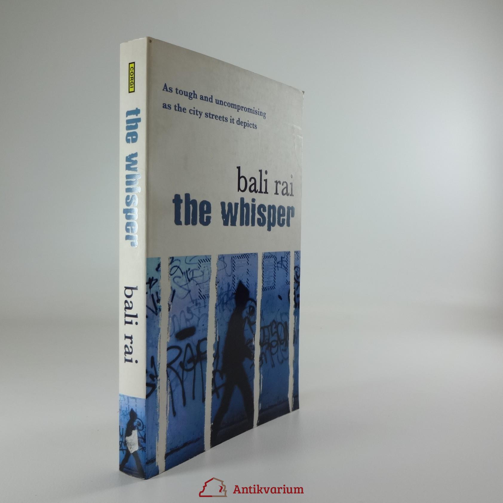 antikvární kniha The Whisper, 2005
