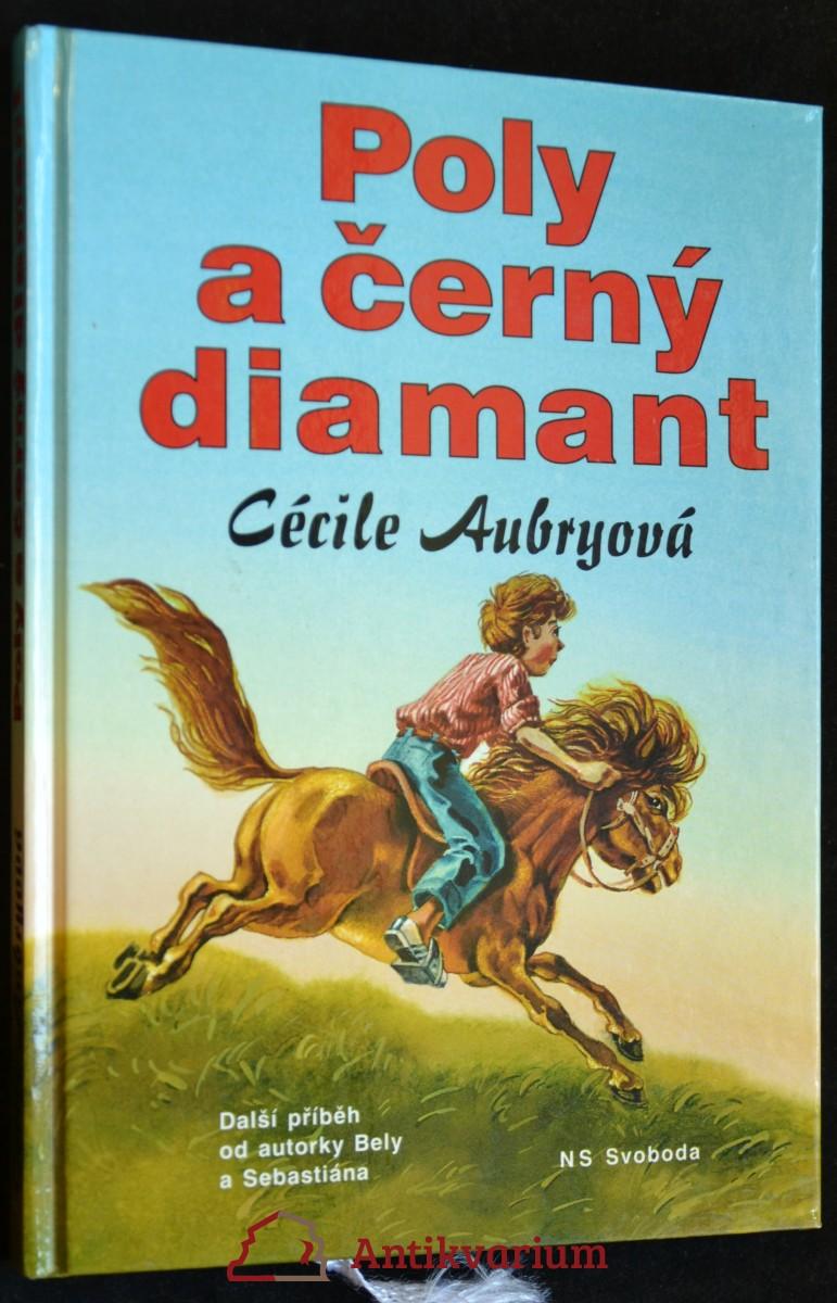 antikvární kniha Poly a černý diamant, 1998