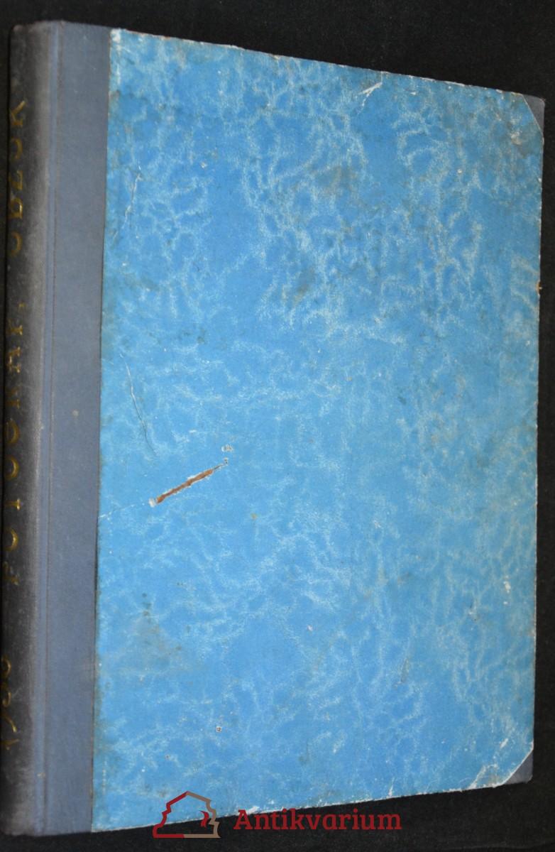 antikvární kniha Fotografický obzor, roč. XLIV, 1936, 1936