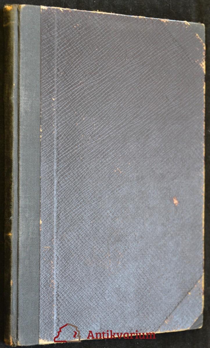 antikvární kniha Výbor z elegiků římských, část I. a II., 1911