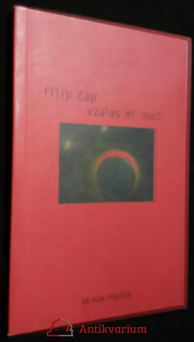 antikvární kniha Vzalas mi noci, 2005