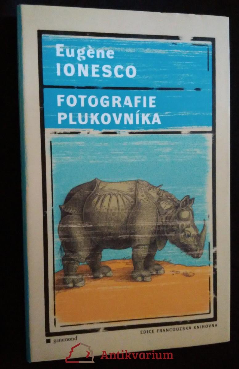 antikvární kniha Fotografie plukovníka, 2004