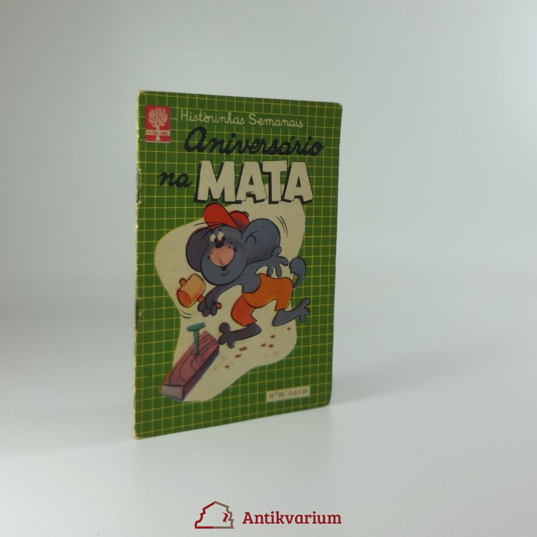 antikvární kniha Aniversário na Mata, 1959