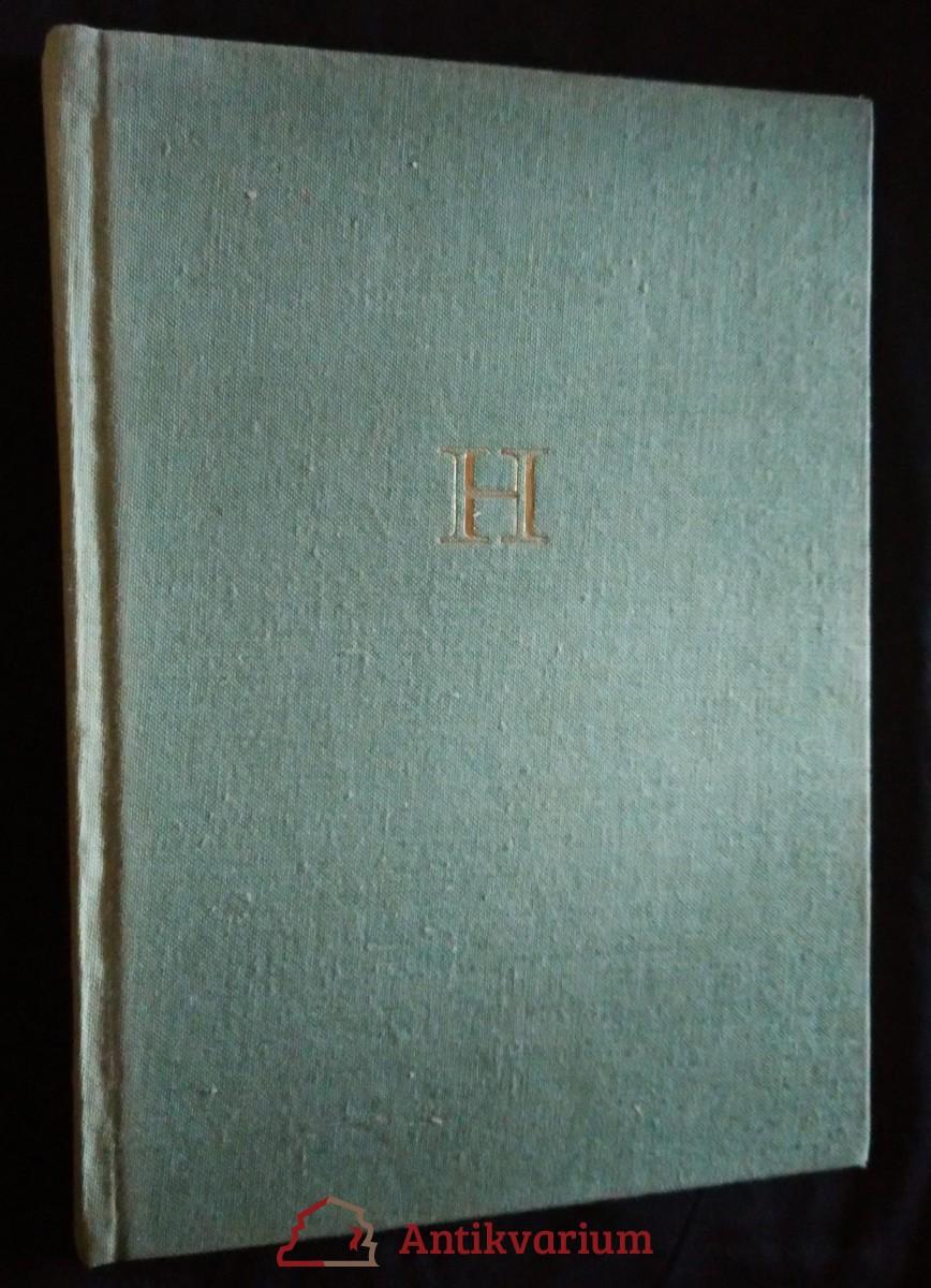 antikvární kniha Život a vzpomínky malíře Homoláče, 1959