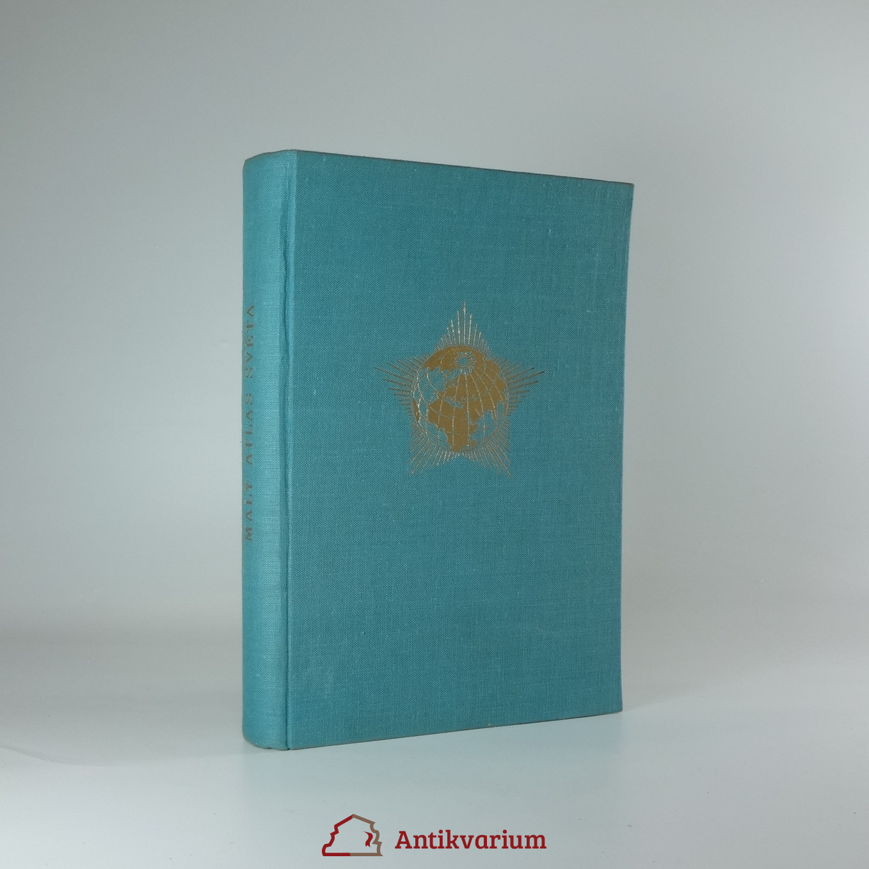 antikvární kniha Malý atlas světa : Příruční vydání, 1957