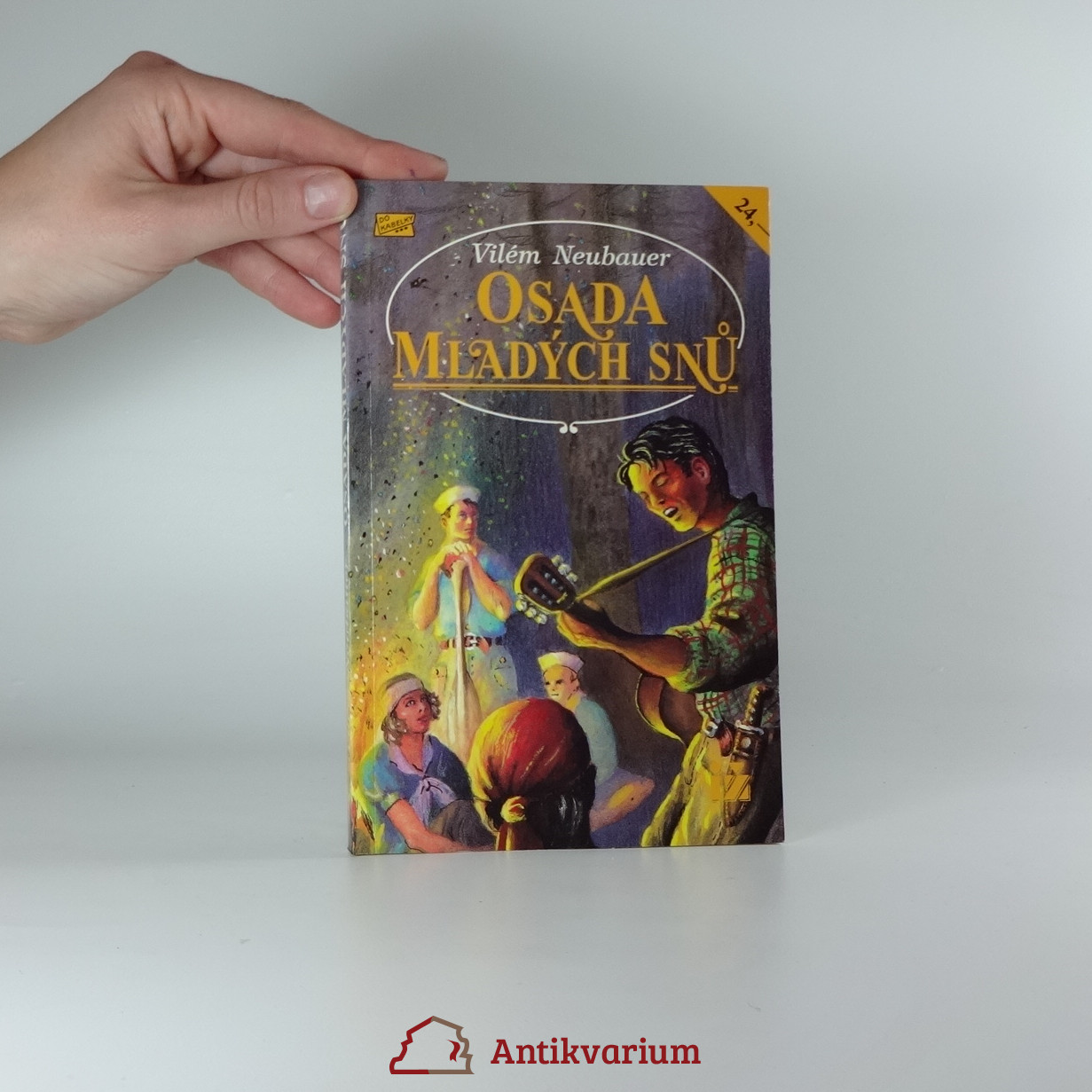 antikvární kniha Osada mladých snů, 1992