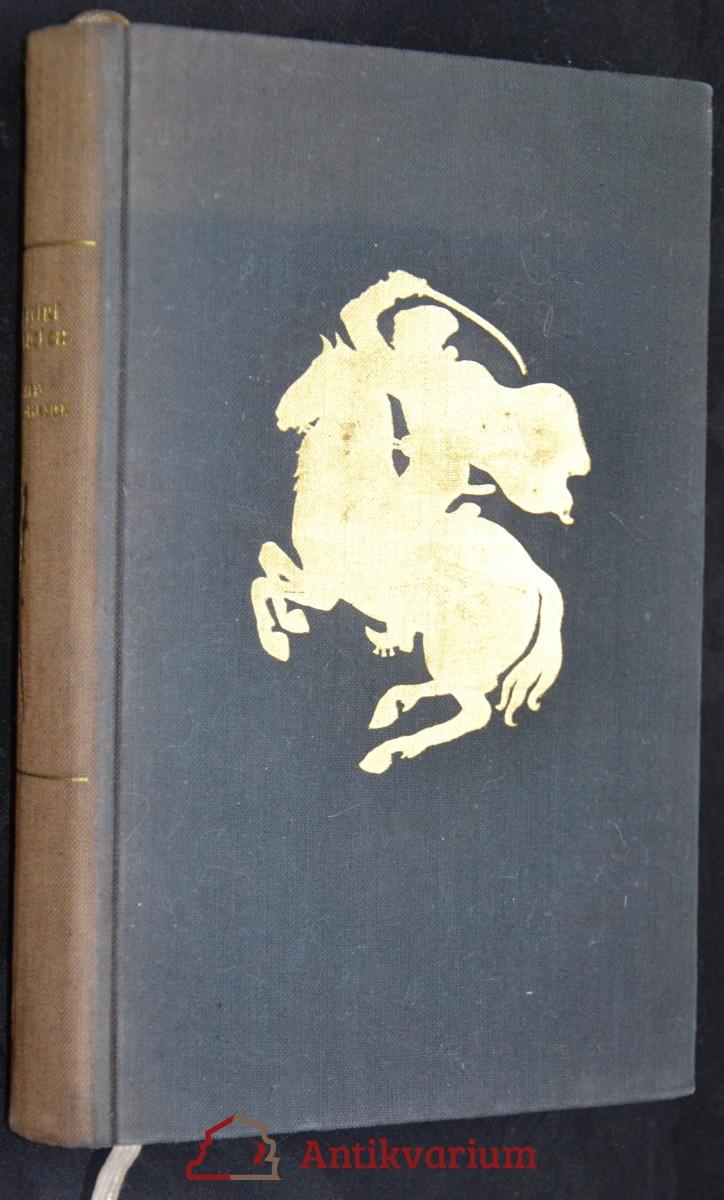 antikvární kniha Vyprávění o kozácích, 1954