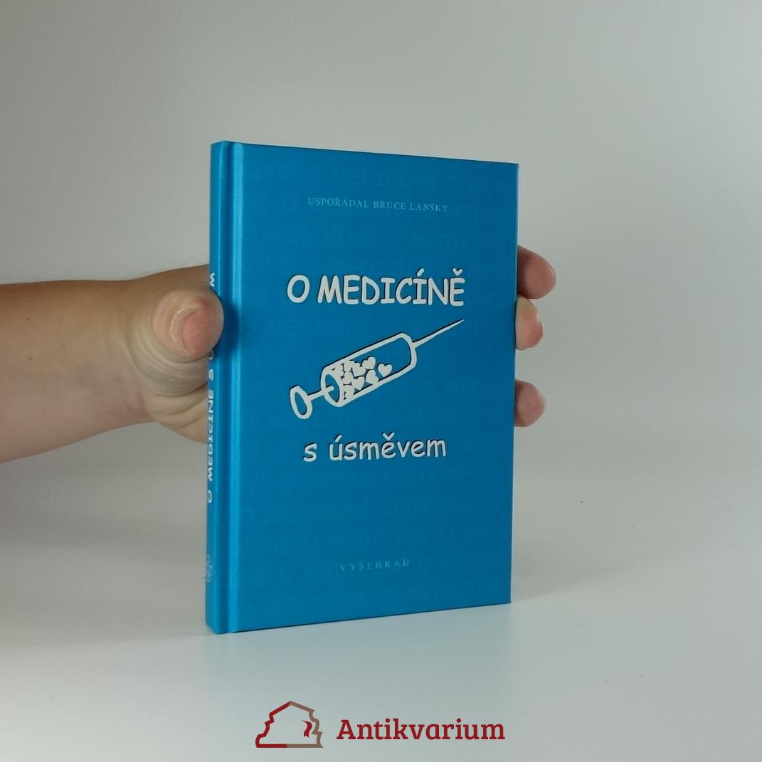 antikvární kniha O medicíně s úsměvem, 2003