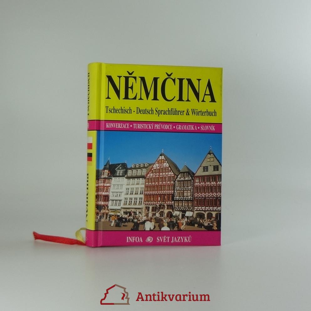 antikvární kniha Němčina - Tschechisch-Deutsch Sprachführer - konverzace, 2003
