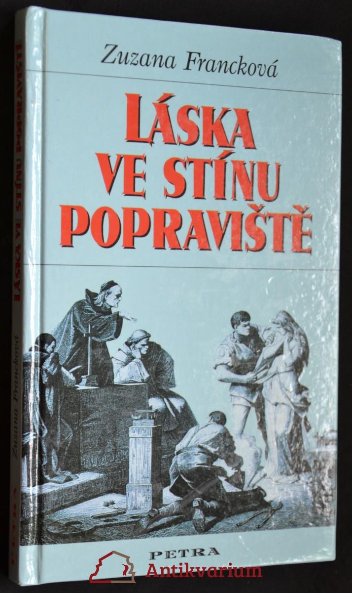 antikvární kniha Láska ve stínu popraviště, 2000