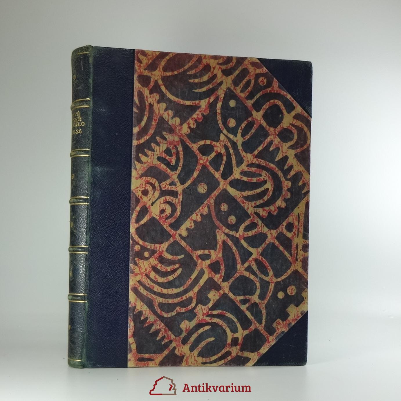 antikvární kniha Nové české divadlo 1918 - 1926.  Sborník dramatického svazu, 1927