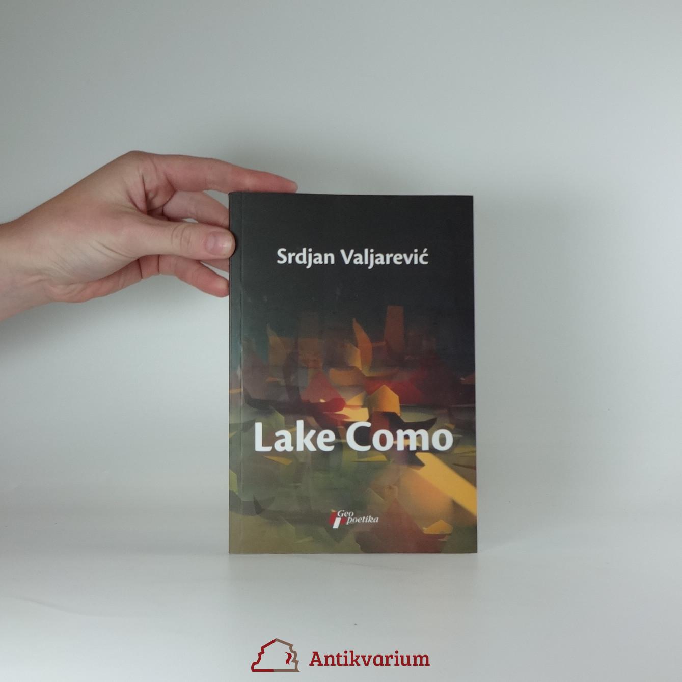 antikvární kniha Lake Como, 2009