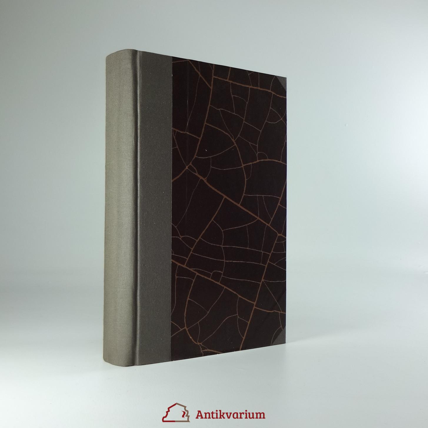 antikvární kniha Duch a svět, 1949