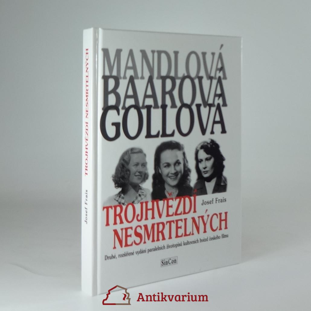 antikvární kniha Trojhvězdí nesmrtelných , 2005