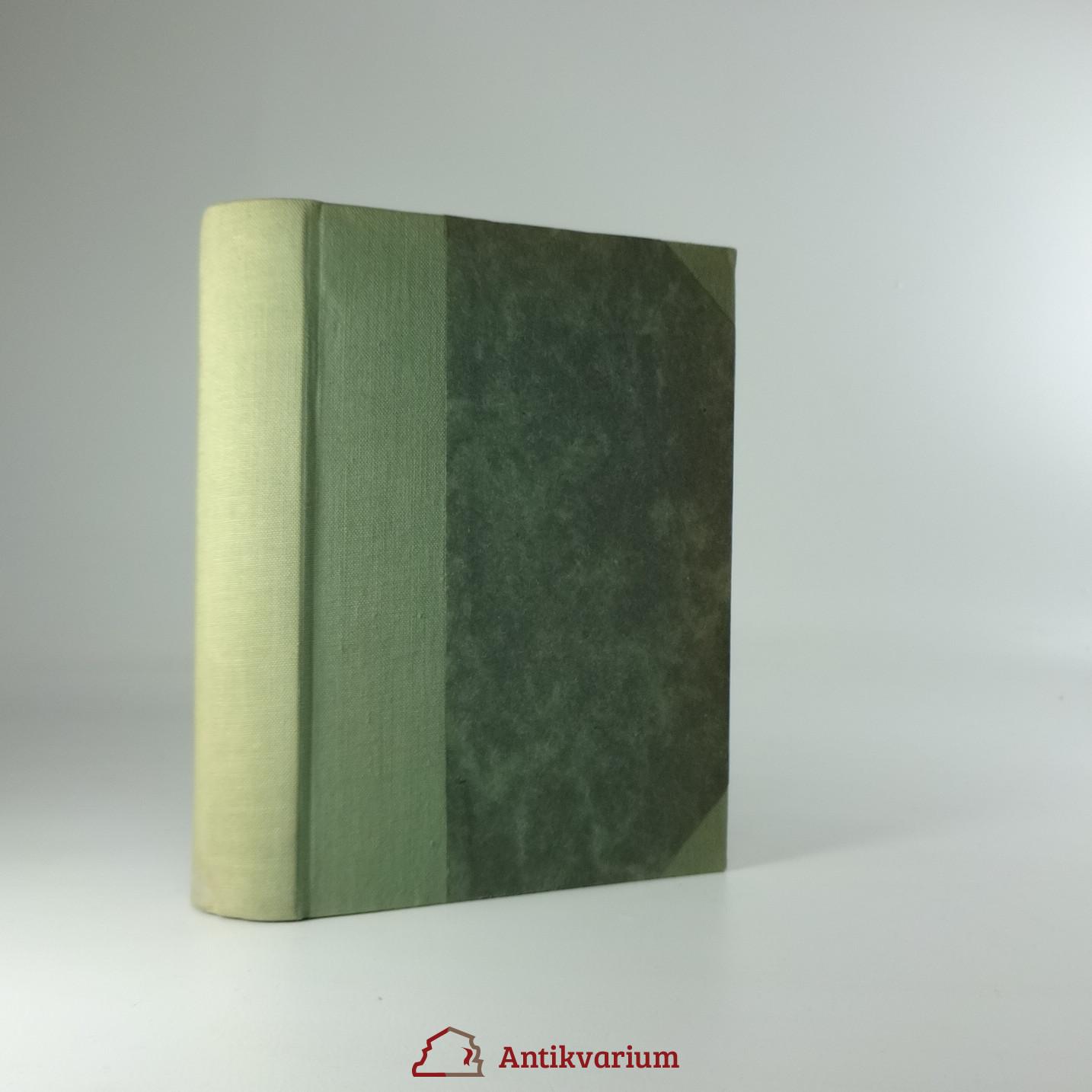 antikvární kniha Ostrov v bouři : Román z války, 1929